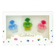 Mini Estojo Cabotine Grés+Rose+Blue EDP 3,2ml x 3