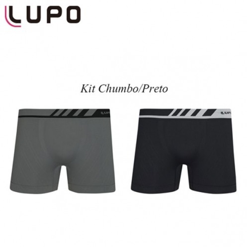 Kit 2 Cuecas Boxer